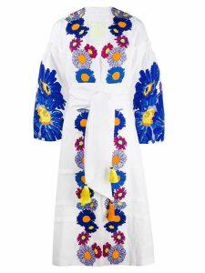 Yuliya Magdych Loves me loves me not dress - White