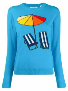 Chinti & Parker beach sweater - Blue