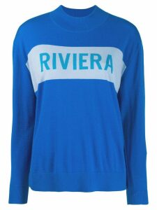Chinti and Parker Riviera jumper - Blue