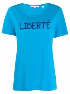 Chinti & Parker Liberty T-shirt - Blue