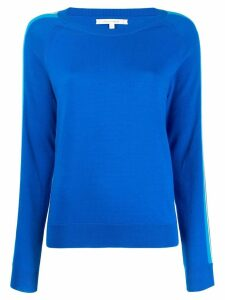 Chinti & Parker striped sweater - Blue