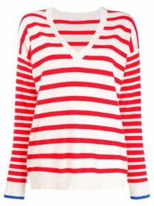Chinti & Parker striped sweater - Neutrals