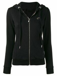 Philipp Plein zipped hoodie - Black