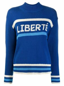 Chinti & Parker Liberty sweater - Blue
