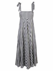 Zimmermann Honour striped dress - Black