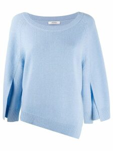 Dorothee Schumacher Irresistible Ease jumper - Blue