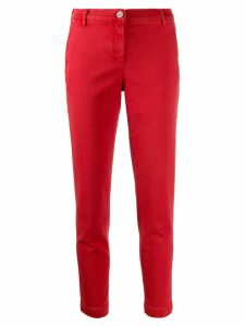 Karl Lagerfeld slim fit jeans - Red