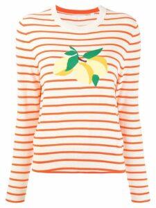 Chinti & Parker lemon sweater - NEUTRALS