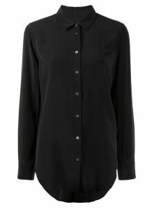 Equipment button-up shirt - Black