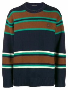 Acne Studios striped sweater - Blue