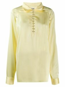 Jourden Windbreaker blouse - Yellow