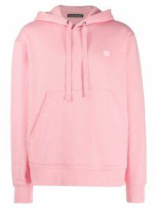 Acne Studios Ferris Face hoodie - Pink