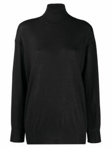 Tom Ford turtleneck jumper - Black