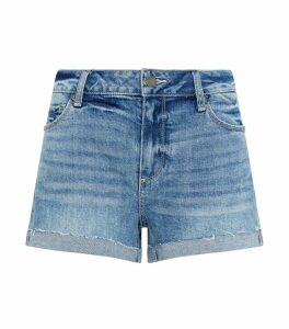 Jimmy Jimmy Raw Hem Shorts