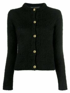 Versace knitted cardigan - A1008 BLACK