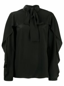 RedValentino pussy bow blouse - Black