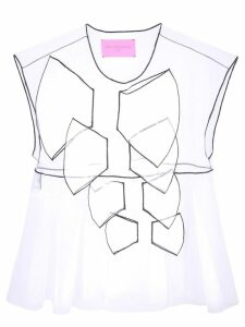 Victor & Rolf So Many Bows blouse - White