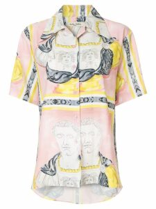 Tata Naka printed shirt - Multicolour