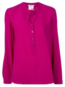 Stella McCartney block colour blouse - PURPLE