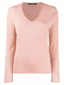 Luisa Cerano knitted blouse - Pink
