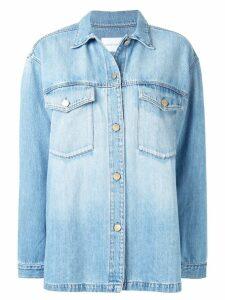 Nobody Denim Archer denim shirt jacket - Blue