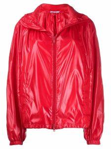 Givenchy padded rain jacket - Red