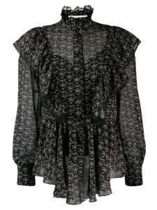 See By Chloé ruffled blouse - Black