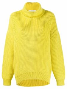 Givenchy roll neck sweater - Yellow