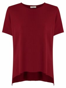 Egrey knitted top - Red