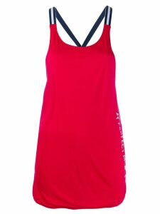 Perfect Moment T-back tank top - Red