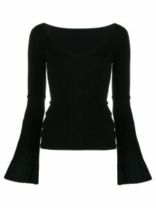 Dsquared2 off-the-shoulder jumper - Black