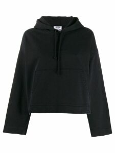 Acne Studios Joghy Emboss hoodie - Black