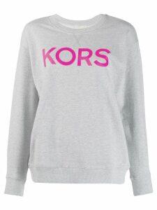 Michael Michael Kors classic logo sweatshirt - Grey