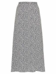 Reformation printed midi skirt - Multicolour