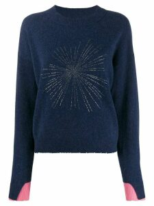 Zadig & Voltaire Gaby C sweater - Blue