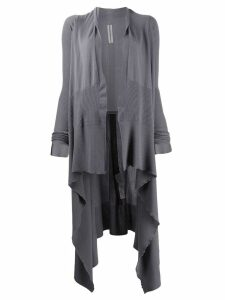 Rick Owens long cardigan - Grey