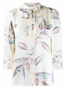 Zadig & Voltaire Paradise blouse - Neutrals