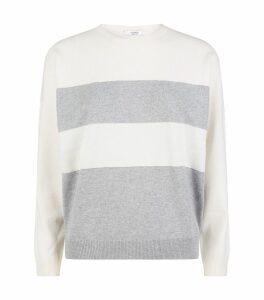 Lurex Trim Sweater