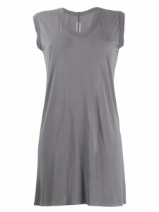 Rick Owens long tank top - Grey