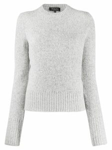 Loro Piana round neck sweater - Grey