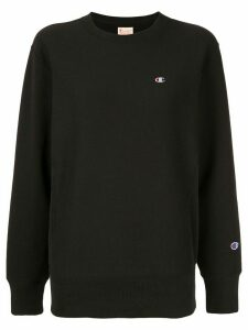 Champion brushed fleece pullover - Black