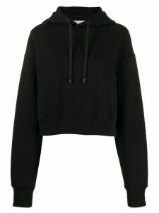 Maison Margiela hooded sweatshirt - Black