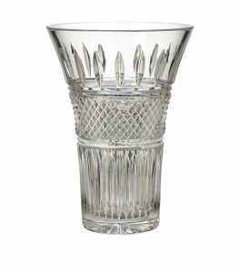 Irish Lace Vase (25cm)
