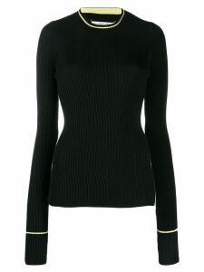 Maison Margiela glove-sleeve jumper - Black