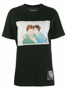 Marc Jacobs The Juergen Teller print T-shirt - Black