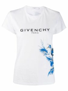 Givenchy Art print T-shirt - White