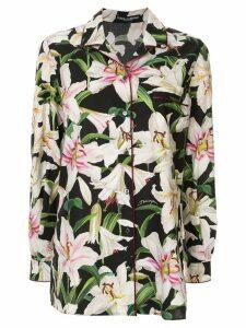 Dolce & Gabbana floral print shirt - Multicolour