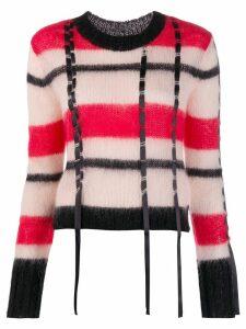 3.1 Phillip Lim striped jumper - Red