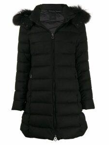 Tatras padded midi coat - Black