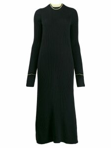 Maison Margiela open-back knitted top - Black